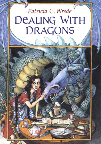 Dealing-with-dragons-first-edition